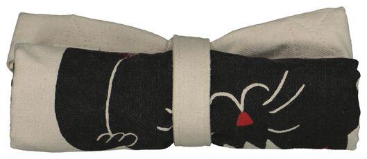 shopper - roll-up - cotton - 36.5x35 - 61122280 - hema