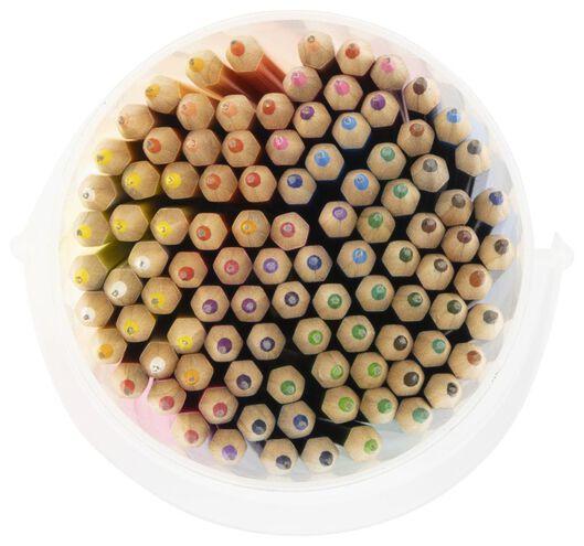 100crayons de couleur - 15900005 - HEMA