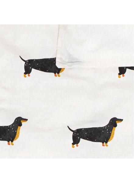 Kinder-Bettwäsche – 120 x 150 cm – Soft Cotton – Hunde - 5710171 - HEMA