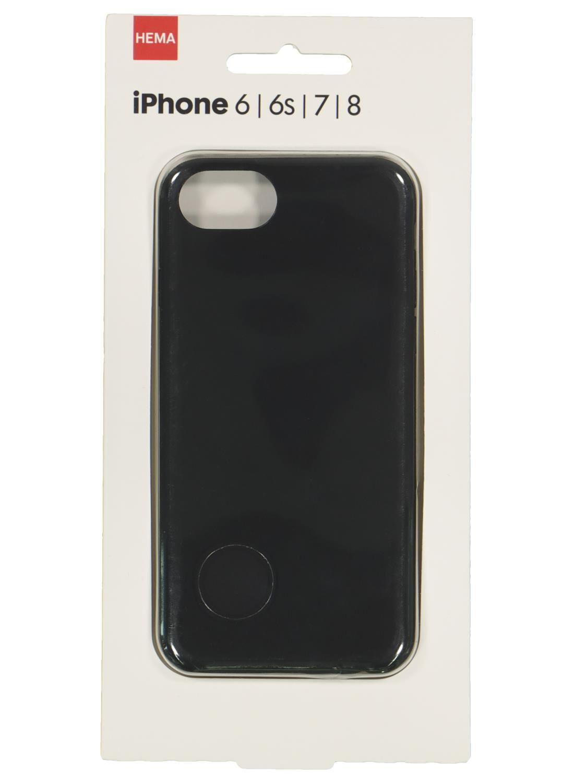 coque souple iPhone 6/6S/7/8 - HEMA