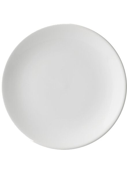 petite assiette - 20,5 cm - Amsterdam - blanc - 9670009 - HEMA