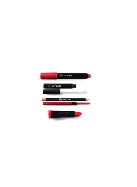 lip scrub raspberry - 11230001 - hema
