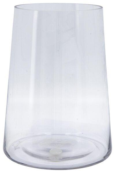 vase Ø17.3x24 verre - 13311061 - HEMA