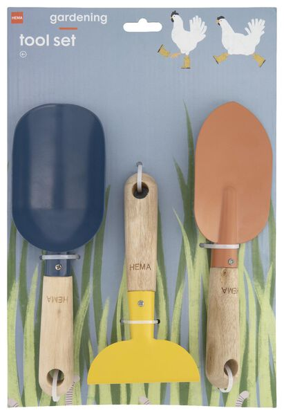 Image of HEMA 3 Mini Gardening Tools