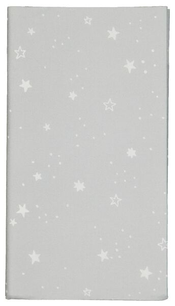 tablecloth paper 138x220 silver with stars - 25600152 - hema