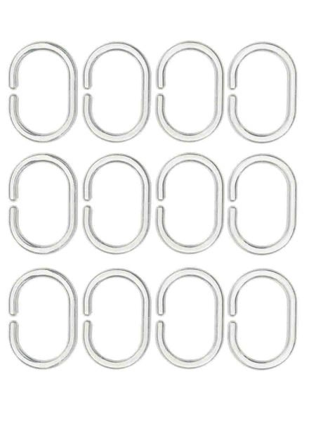 Image of HEMA 12-pack Of Shower Curtain Rings