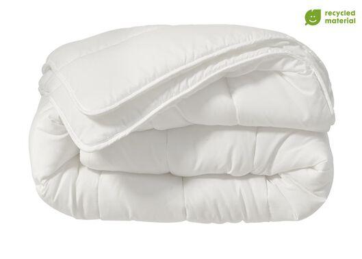 couette rPET - 200x200 blanc 200 x 200 - 5500083 - HEMA