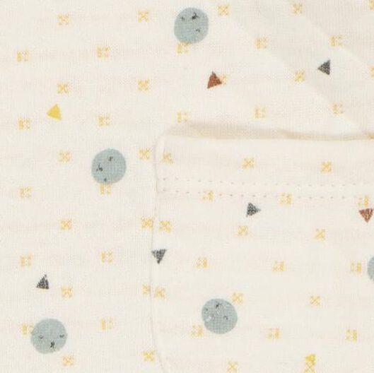 combinaison nouveau-né blanc blanc - 1000020625 - HEMA