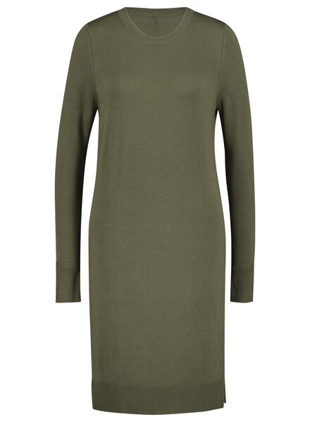 women's dress army green army green - 1000017436 - hema