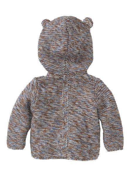 newborn jacket multi multi - 1000005539 - hema