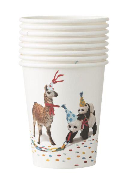 8-pack cups - 14230082 - hema