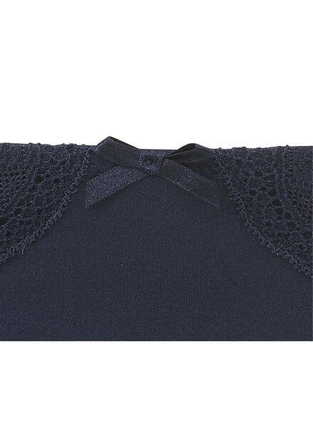 hipster panties dark blue dark blue - 1000006597 - hema