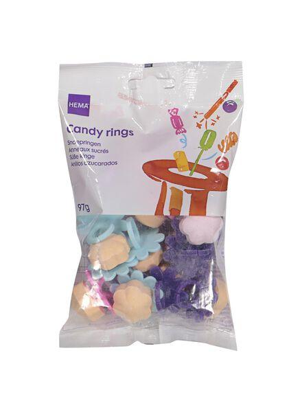 anneaux en bonbon - 10213040 - HEMA