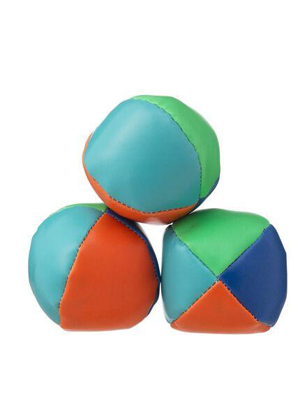 3 balles de jonglage - 15800035 - HEMA