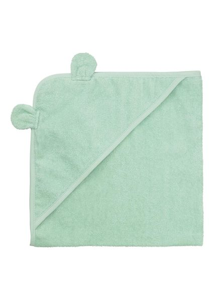 baby bath cape 70 x 70 cm - 33389617 - hema