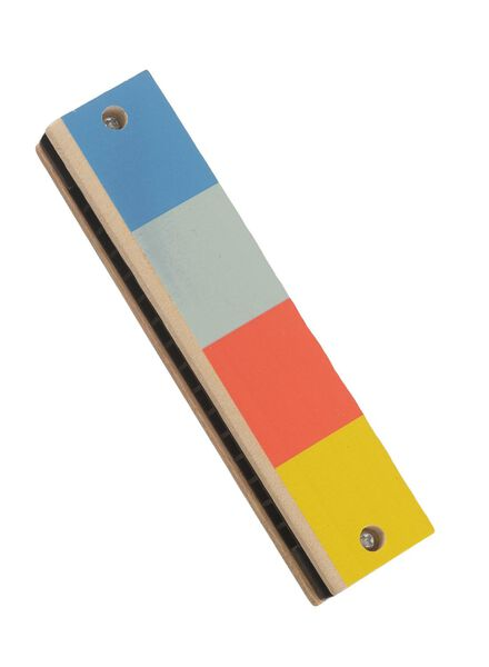 harmonica en bois - 15122217 - HEMA
