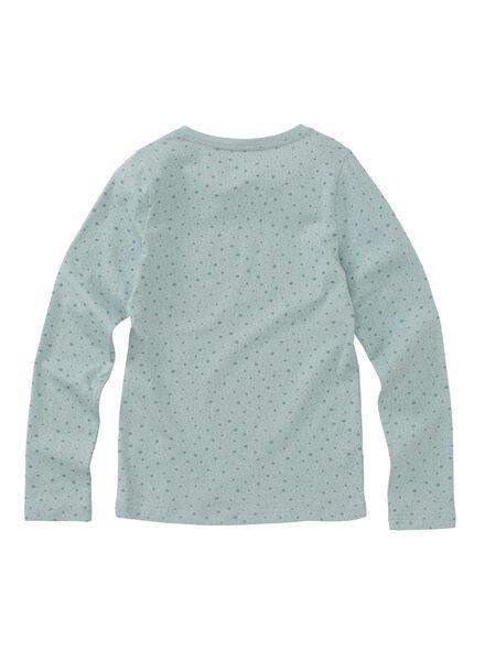 children's T-shirt light blue light blue - 1000006149 - hema