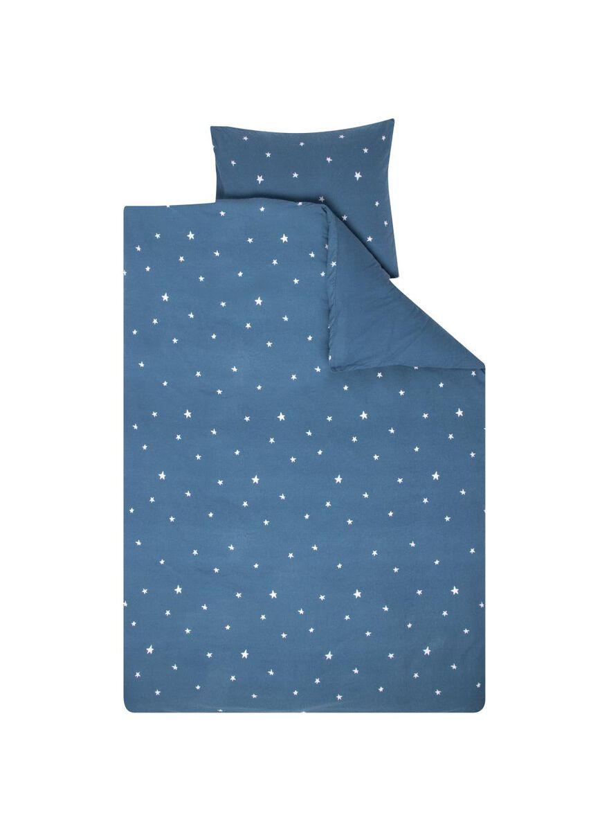 Housse De Couette Enfant 140 X 200 Flanelle étoiles