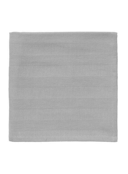 tea towel theedoek light grey - 5440211 - hema