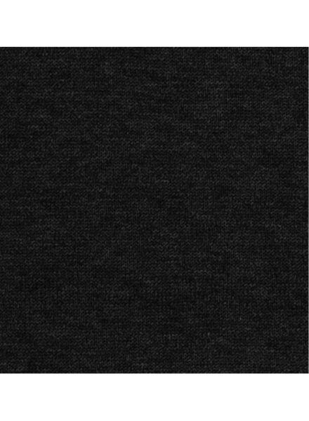 men's sweater black black - 1000005855 - hema