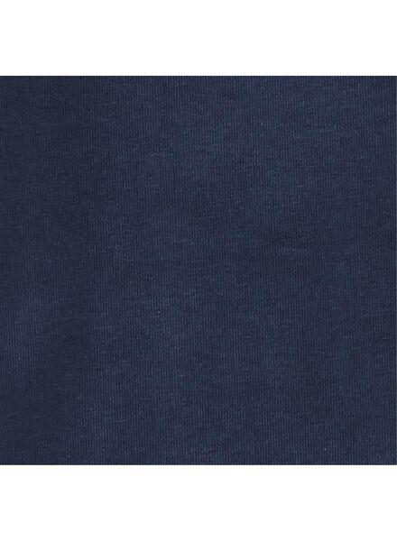 body coton biologique stretch bleu foncé bleu foncé - 1000012123 - HEMA