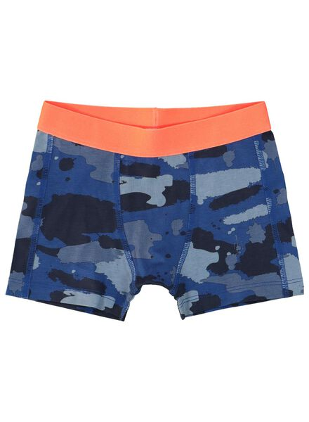 2-pack children's boxers blue blue - 1000014979 - hema