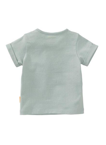 baby T-shirt grey grey - 1000007677 - hema
