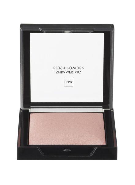 shimmering blush powder heart breaker rouge - 11294852 - hema