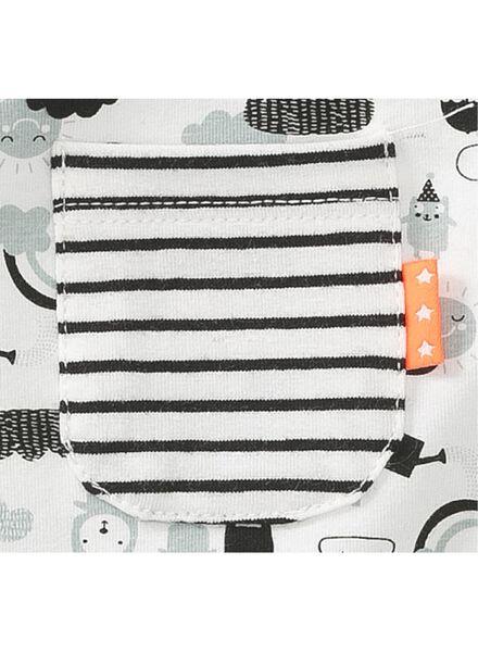 newborn jumpsuit off-white off-white - 1000005640 - hema