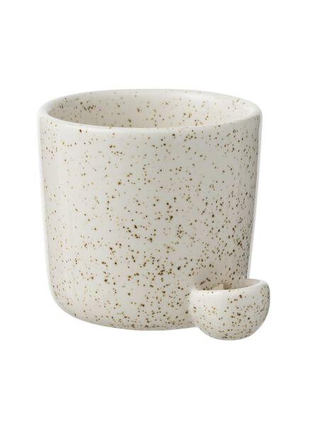 pot de fleurs glaçage réactif 6,5 cm - 13391053 - HEMA