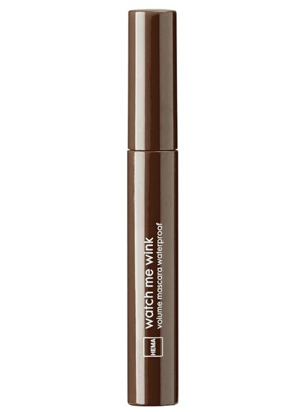 mascara volume waterproof - 11210070 - HEMA
