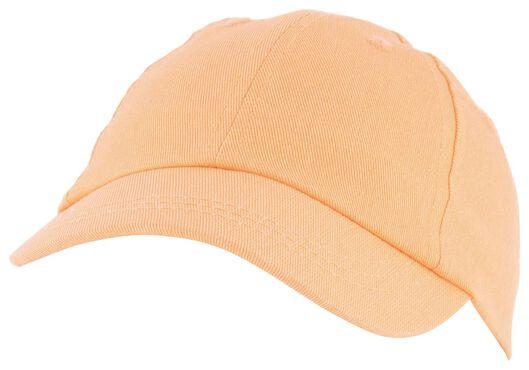 baby cap orange orange - 1000018539 - hema