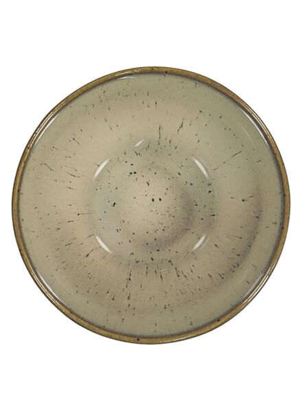 schaal 10 cm - Porto reactief glazuur - sand - 9602039 - HEMA