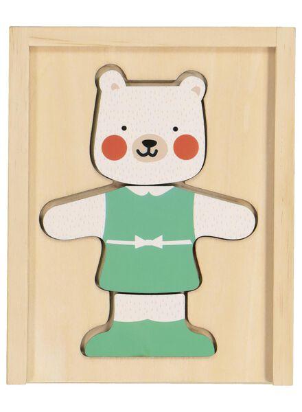 Kostüm-Steckpuzzle - 15190014 - HEMA