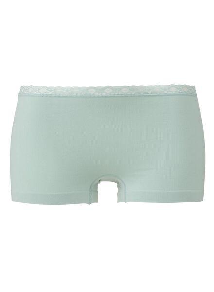 women's seamless boxer shorts khaki khaki - 1000006527 - hema
