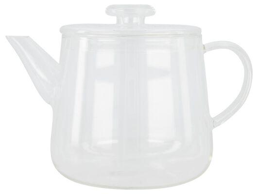 HEMA Teekanne Chicago, 1.7 Liter, Glas