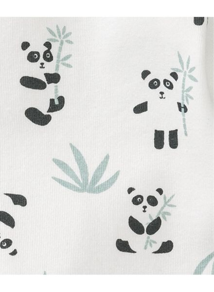 newborn jumpsuit off-white off-white - 1000005727 - hema