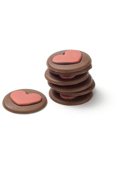 chocolate hearts - 10050143 - hema