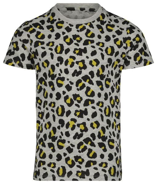 children's T-shirt - mini-me grey grey - 1000019360 - hema