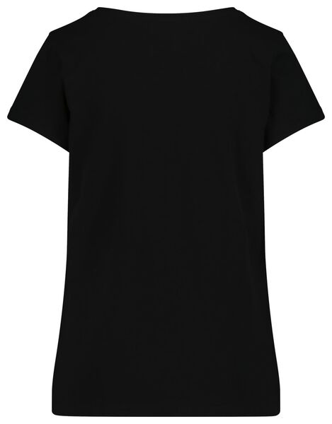 women's short pyjamas black black - 1000018756 - hema