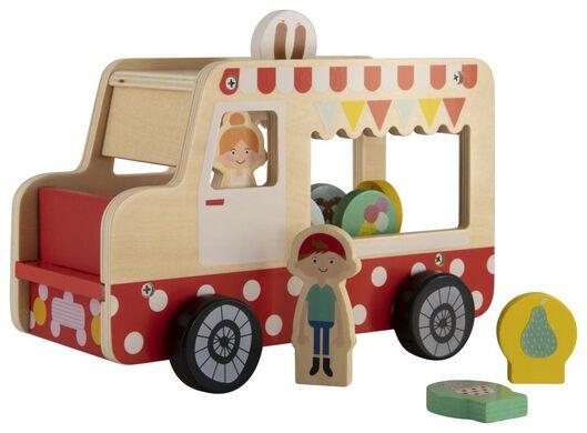 food truck wood 13x23x15 - 15130092 - hema