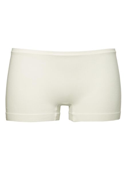 HEMA Boxer Femme Sans Coutures Blanc (blanc)