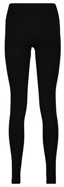 women's sports leggings black M - 36040782 - hema