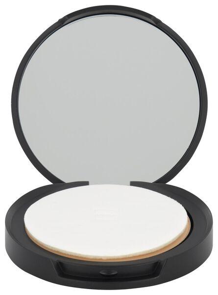 mattifying face powder 02 creamy rose - 11290152 - HEMA