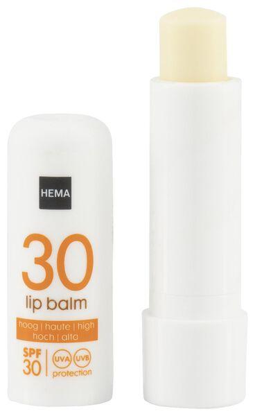 lip balm SPF 30 - 11610149 - hema