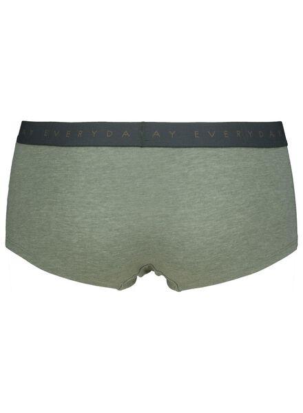 Damen-Boxershorts grün grün - 1000014517 - HEMA