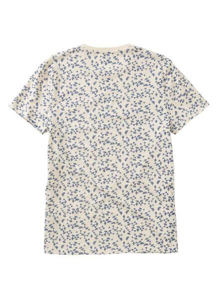 men's T-shirt off-white off-white - 1000006126 - hema
