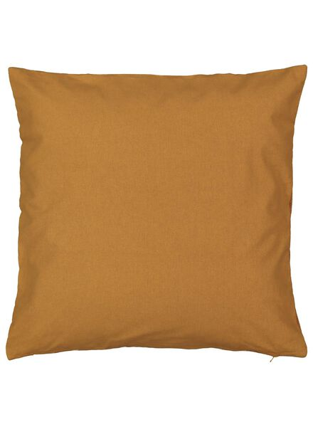 cushion cover - 50 x 50 - striped - light brown - 7392108 - hema