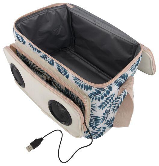 koeltas met speaker bluetooth - 60350020 - HEMA