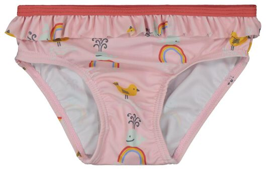 baby swimming trunks light pink light pink - 1000018571 - hema